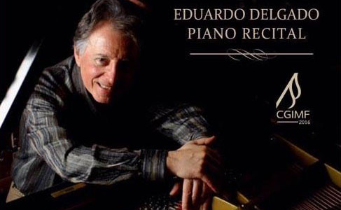 エドゥアルド・デルガード – ピアノリサイタル